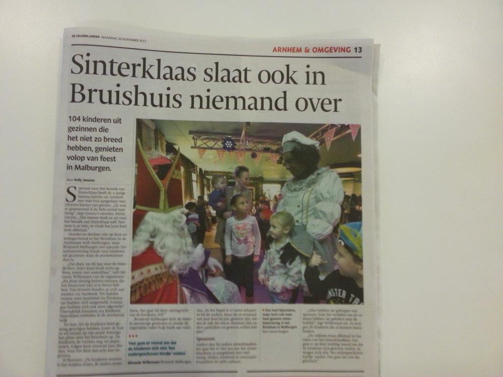 MBnl6 15 - Foto Sinterklaas